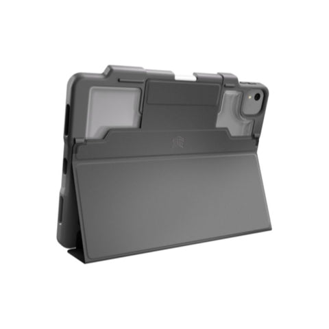 "STM Rugged Plus Folio Case For iPad Air 4th Gen (10.9"") - Black"