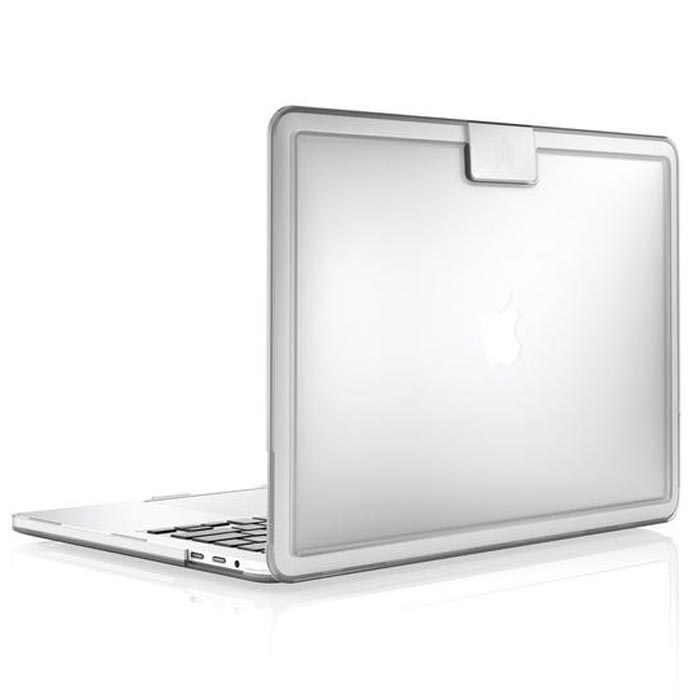 buy genuine and authentic stm hynt case for macbook pro 15 inch (usb-c) w/touch bar clear australia Australia Stock