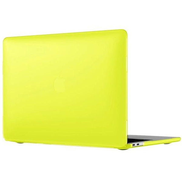 Speck Smartshell Hardshell Case For Macbook Pro 13 Inch (Usb-c) - Lightning Yellow