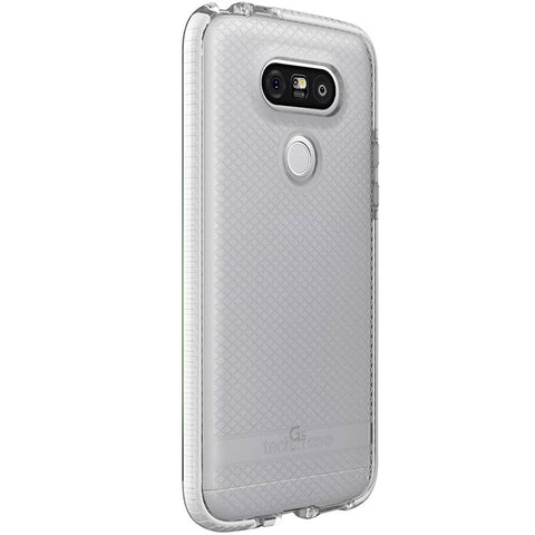 Shop Australia stock Tech21 Evo Check Ultra thin Case for LG G5 - Clear/White with free shipping online. Shop TECH21 collections with afterpay