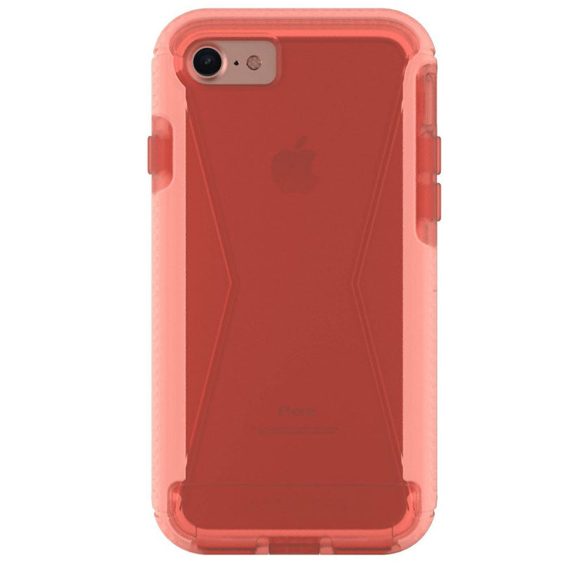 Genuine Tech21 Evo Tactical XT FlexShock Extreme Case for iPhone 8/7 - Rose Australia Stock