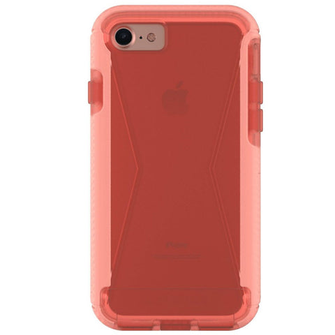 Genuine Tech21 Evo Tactical XT FlexShock Extreme Case for iPhone 8/7 - Rose