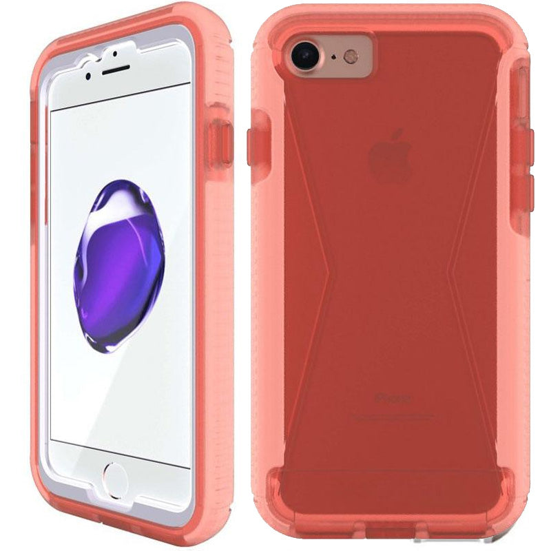 low priced b1b04 3682e Tech21 Evo Tactical XT FlexShock Extreme Case for iPhone 8/7 - Rose