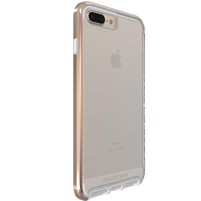 where to buy genuine Tech21 Evo Elite FlexShock Case for iPhone 8/7 - Polished Rose Gold Australia Stock