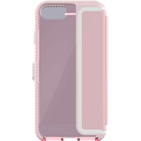 where to find Tech21 Evo FlexShock Wallet Card Folio Case for iPhone 8/7 - Rose Pink
