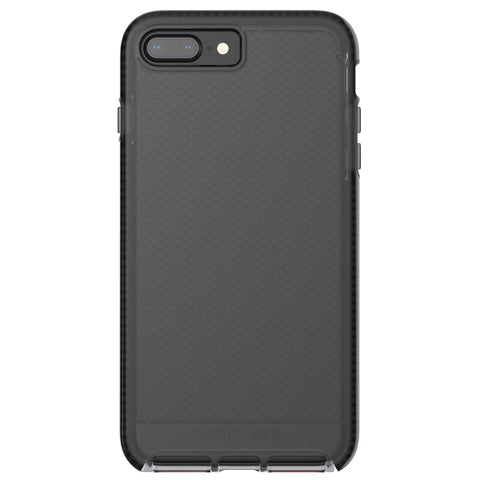 Shop Australia stock Tech21 Evo Check Flexshock Case for iPhone 7 Plus - Smokey Black with free shipping online. Shop TECH21 collections with afterpay