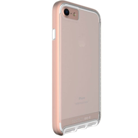 Trusted online store Tech21 Evo Elite FlexShock Case for iPhone 8/7 - Rose Gold
