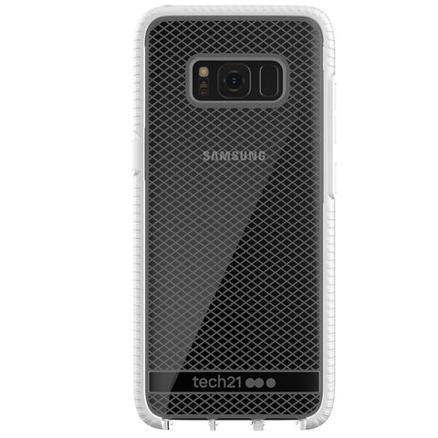 Shop Australia stock Tech21 EVO CHECK FLEXSHOCK CASE FOR GALAXY S8 - CLEAR/WHITE with free shipping online. Shop TECH21 collections with afterpay