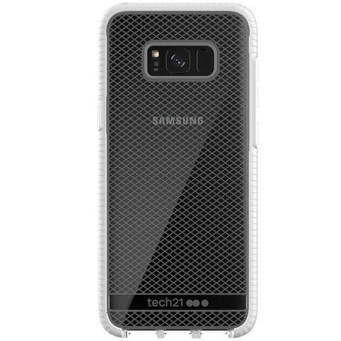 Shop Australia stock Tech21 EVO CHECK FLEXSHOCK CASE FOR GALAXY S8+ (6.2 inch) - CLEAR/WHITE with free shipping online. Shop TECH21 collections with afterpay
