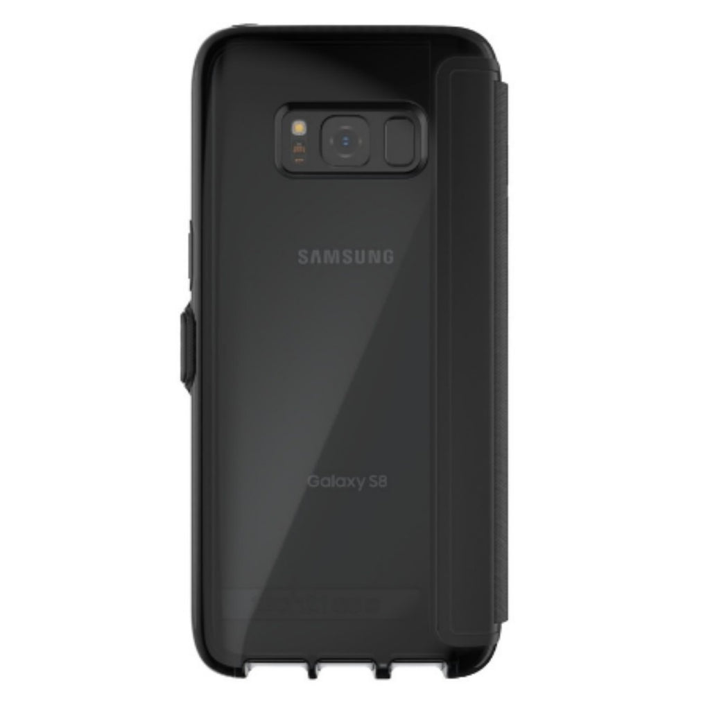 Shop Australia stock Tech21 EVO WALLET FLEXSHOCK FOLIO CASE FOR GALAXY S8+ (6.2 inch) - BLACK with free shipping online. Shop TECH21 collections with afterpay Australia Stock