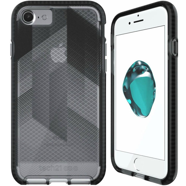Shop Australia stock TECH21 EVO CHECK URBAN EDITION CASE FOR IPHONE 8/7 - BLACK/SMOKEY with free shipping online. Shop TECH21 collections with afterpay
