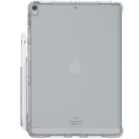 Genuine T21-5758 TECH21 IMPACT CLEAR BULLETSHIELD CASE FOR IPAD PRO 12.9 INCH (2ND GEN)