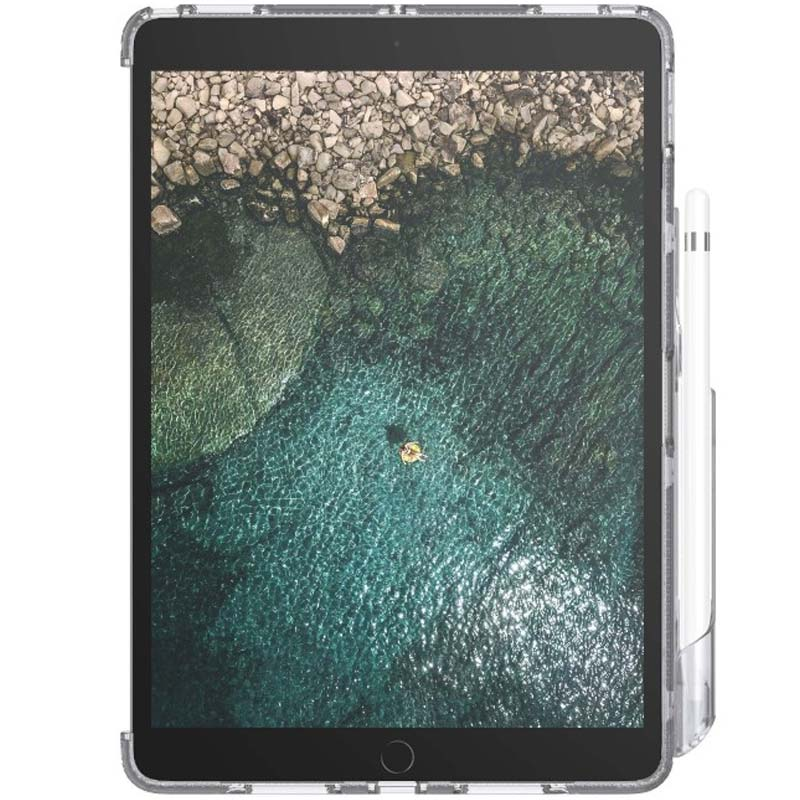 new concept 4dd47 32086 TECH21 IMPACT CLEAR BULLETSHIELD CASE FOR IPAD PRO 12.9 INCH (2017)