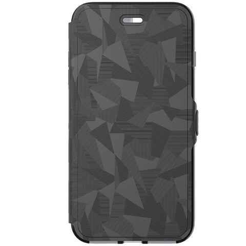 Genuine T21-5793 TECH21 EVO WALLET FLEXSHOCK FOLIO CASE FOR iPHONE 8 PLUS/7 PLUS - BLACK Colour