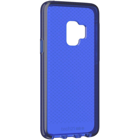trusted online store to buy Tech21 Evo Check Flexshock Case For Samsung Galaxy S9 Midnight Blue