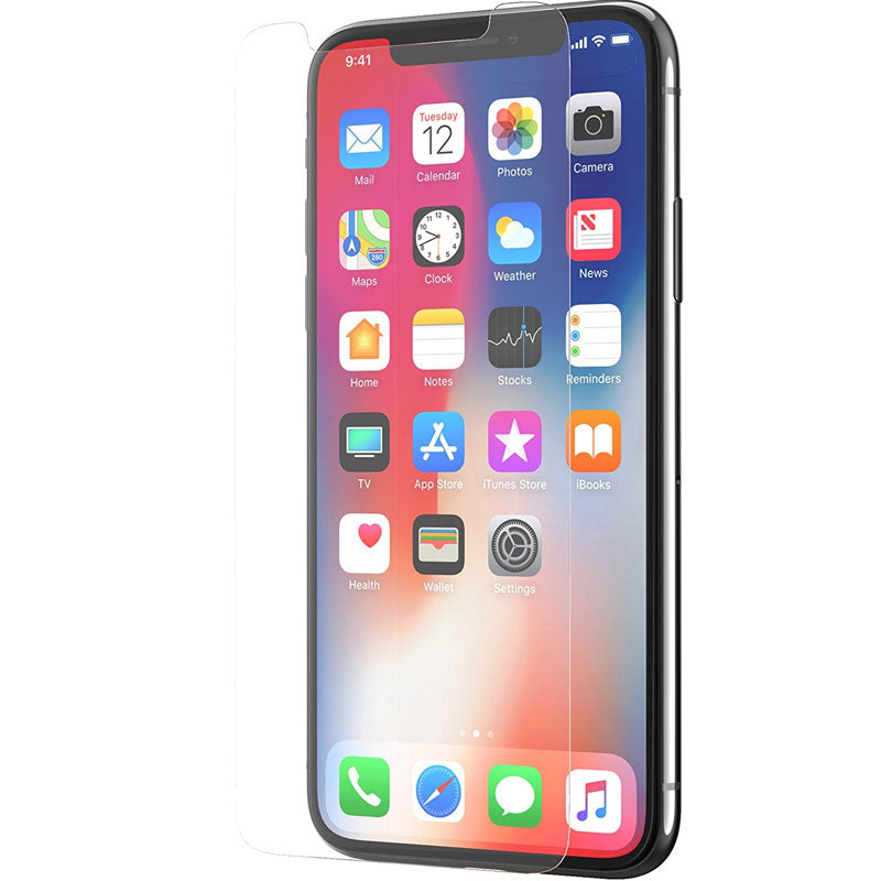 T21-5862 TECH21 IMPACT SHIELD BULLETSHIELD SCREEN PROTECTOR FOR iPHONE XS / iPhone X Australia Stock