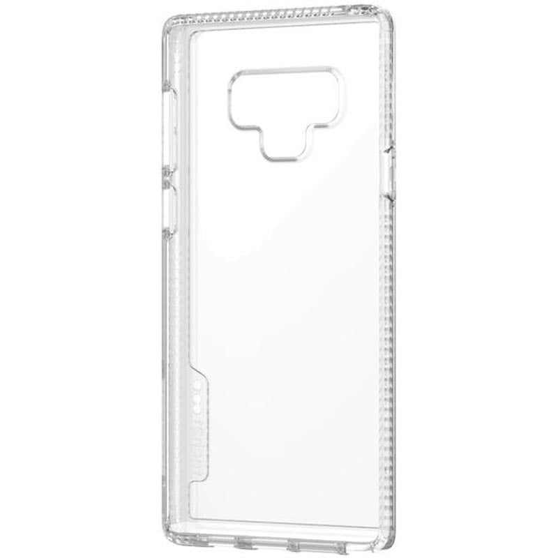 purchase cheap c8ce9 efb6f TECH21 PURE CLEAR BULLETSHIELD CASE FOR GALAXY NOTE 9 - CLEAR