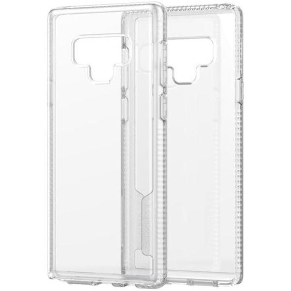 Tech21 Pure Clear Bulletshield Case For Galaxy Note 9 Clear Australia