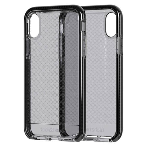 Tech21 evo check Black for iPhone Xs & iPhone X Free shipping
