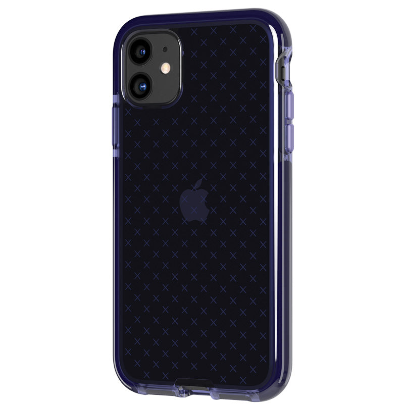 "Shop Australia stock Tech21 Evo Check Tough Case For iPhone 11 (6.1"") - Space Blue with free shipping online. Shop TECH21 collections with afterpay Australia Stock"