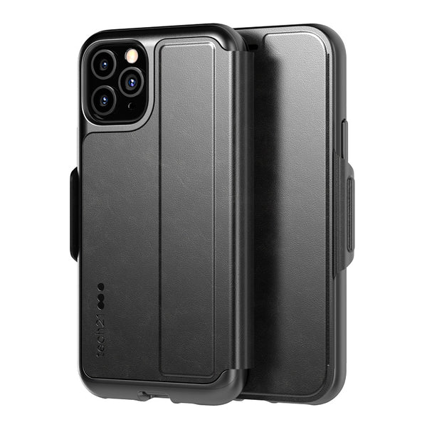 wallet case for iphone 11 pro max from tech21 wallet folio case