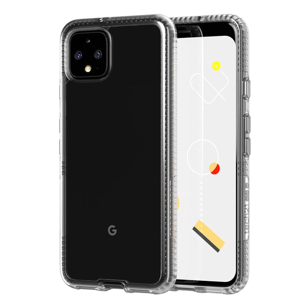 Tech21 Pure Clear Case for Google Pixel 4 (5.7