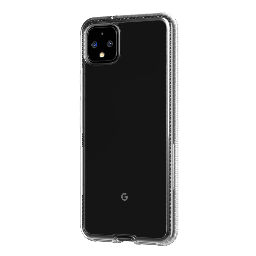 "Shop Australia stock Tech21 Pure Clear Case for Google Pixel 4 XL (6.3"") - Clear with free shipping online. Shop TECH21 collections with afterpay Australia Stock"