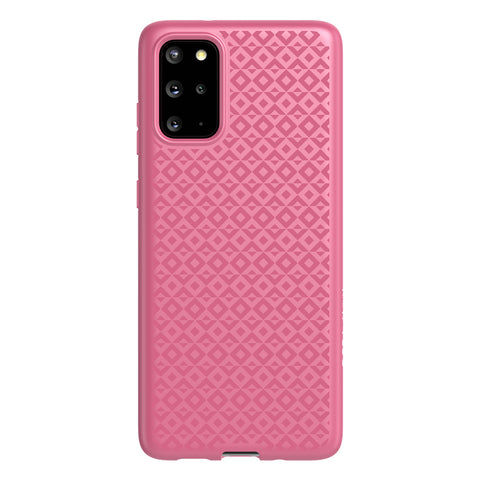 "Shop Australia stock TECH21 Studio Design Case For Galaxy S20 Plus (6.7"") - Cassis with free shipping online. Shop TECH21 collections with afterpay"