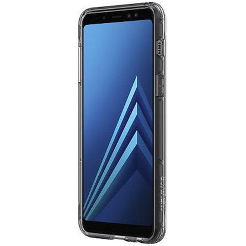 Shop Australia stock GRIFFIN SURVIVOR CLEAR CASE FOR GALAXY A8 PLUS - SMOKE/BLACK with free shipping online. Shop GRIFFIN collections with afterpay Australia Stock