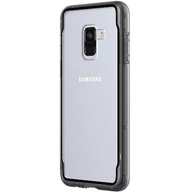 Griffin Survivor Clear Case For Galaxy A8 Plus Australia Australia Stock