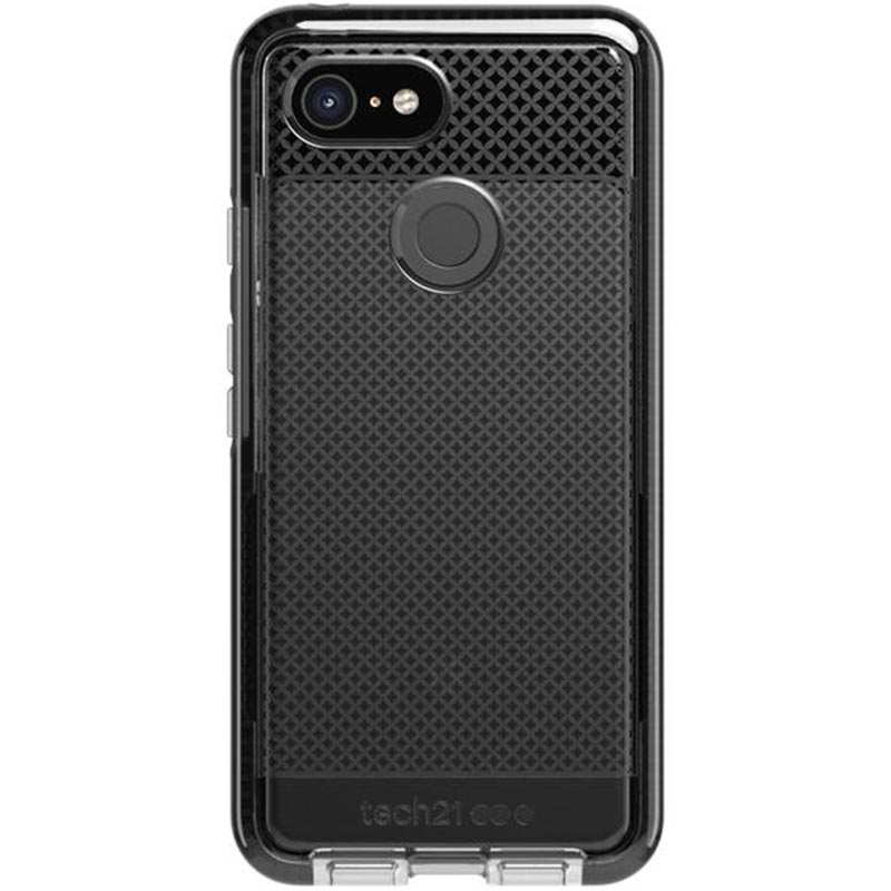 Place to buy EVO CHECK CASE FOR GOOGLE PIXEL 3 XL - SMOKEY BLACK FROM TECH21 online in Australia free shipping & afterpay. Australia Stock