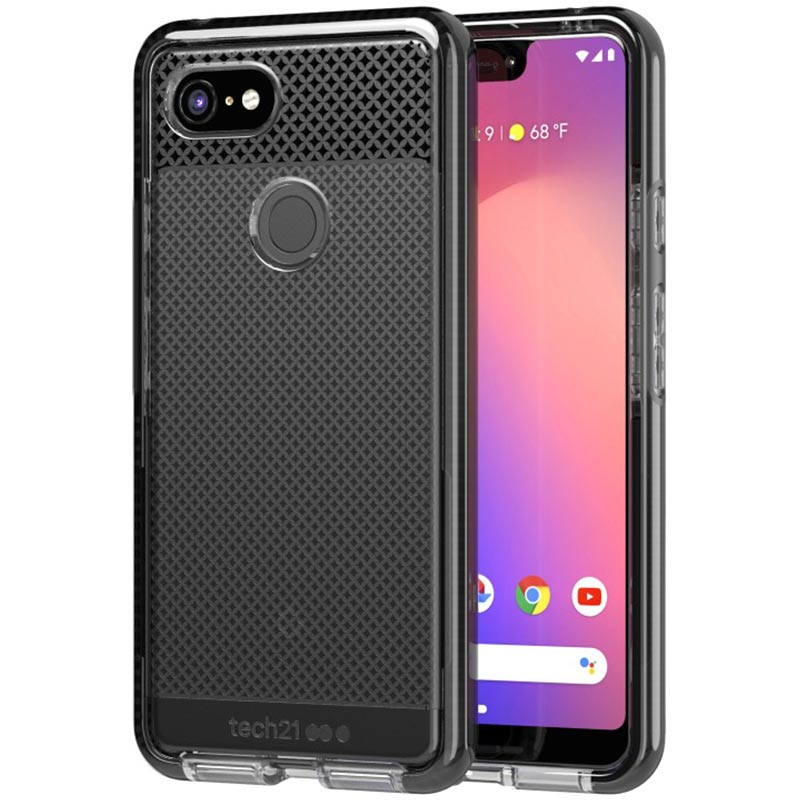 Get the latest EVO CHECK CASE FOR GOOGLE PIXEL 3 XL - SMOKEY BLACK FROM TECH21 with free shipping online. Australia Stock