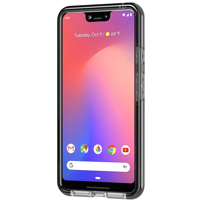 Shop Australia stock TECH21 EVO CHECK CASE FOR GOOGLE PIXEL 3 XL - SMOKEY BLACK with free shipping online. Shop TECH21 collections with afterpay Australia Stock