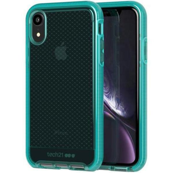 flexshock case for iphone xr green colour. evo check from tech21.buy online with free shipping & afterpay .