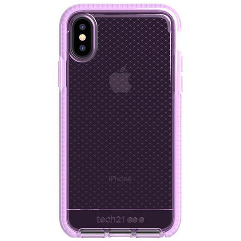 Get the latest stock EVO CHECK FLEXSHOCK CASE FOR IPHONE XS MAX - ORCHID FROM TECH21 with free shipping online.