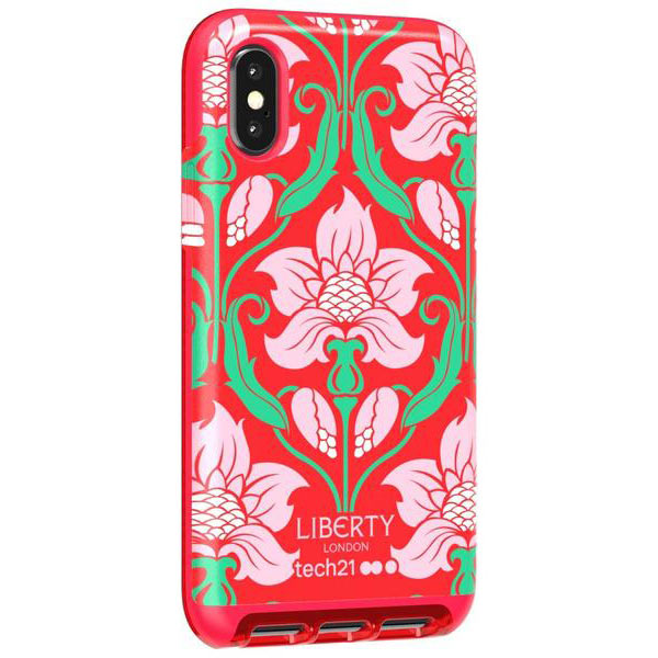 Shop Australia stock TECH21 EVO LUX PRINT LIBERTY AZELIA DESIGN CASE FOR IPHONE XS/X - RED with free shipping online. Shop TECH21 collections with afterpay Australia Stock