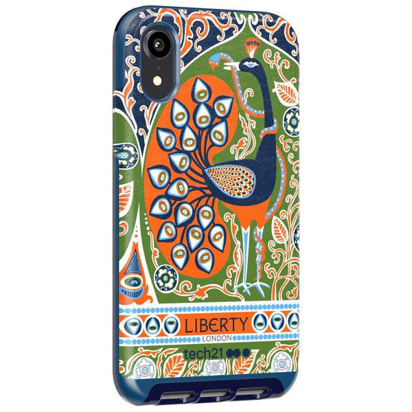 Shop Australia stock TECH21 EVO LUX PRINT LIBERTY FRANCIS DESIGN CASE FOR IPHONE XR - BLUE with free shipping online. Shop TECH21 collections with afterpay Australia Stock