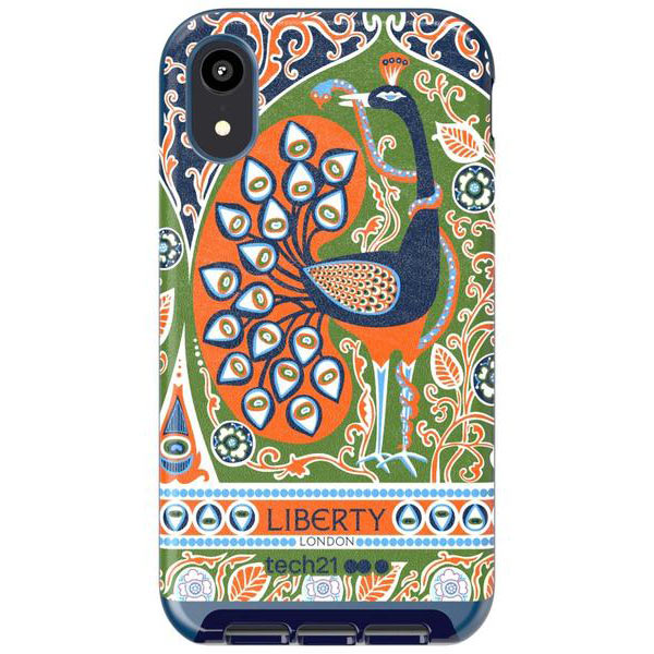 shop stock iphone xr design case print liberty francis pattern for women australia from tech21. buy with free shipping & afterpay. Australia Stock