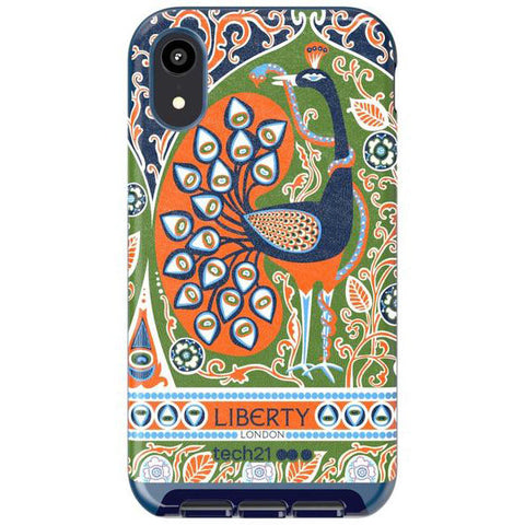 shop stock iphone xr design case print liberty francis pattern for women australia from tech21. buy with free shipping & afterpay.