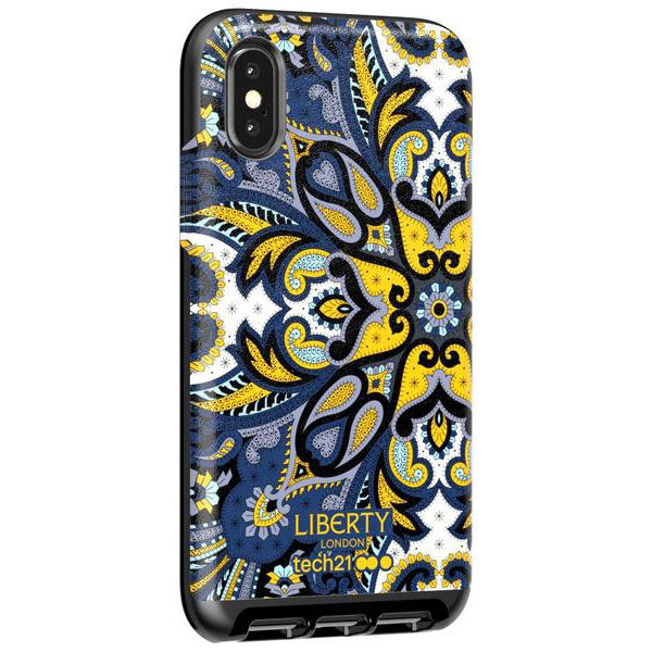 Shop Australia stock TECH21 EVO LUX PRINT LIBERTY MARHAM DESIGN CASE FOR IPHONE XS MAX - BLUE with free shipping online. Shop TECH21 collections with afterpay Australia Stock