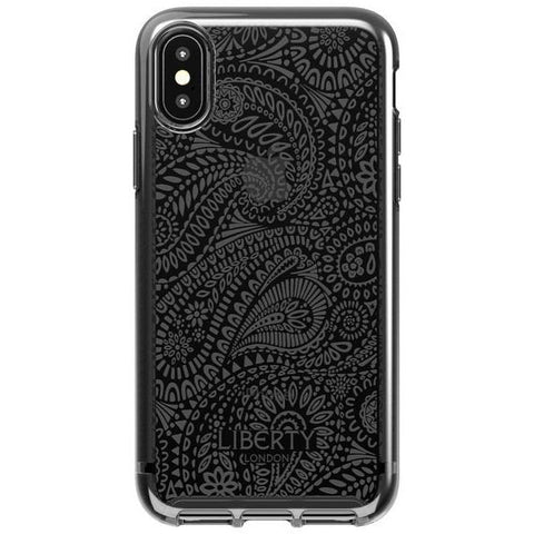 Place to buy PURE PRINT LIBERTY ARUNDEL DESIGN CASE FOR IPHONE XS MAX - SMOKE FROM TECH21 online in Australia free shipping & afterpay.
