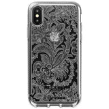 Place to buy PURE PRINT LIBERTY GROSVENOR DESIGN CASE FOR IPHONE XS/X - CLEAR From TECH2 collections with afterpay.
