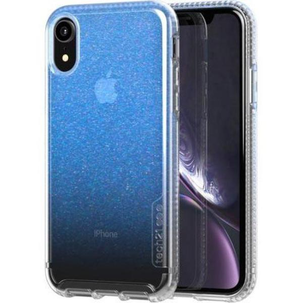 Grab it fast PURE SHIMMER BULLETSHIELD CASE FOR IPHONE XR - BLUE FROM TECH21 with free shipping Australia wide.