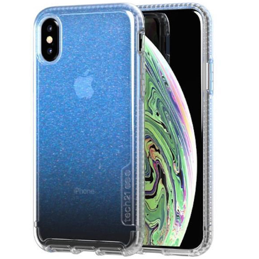 shimmer case blue colour for iphone xs max Australia Stock