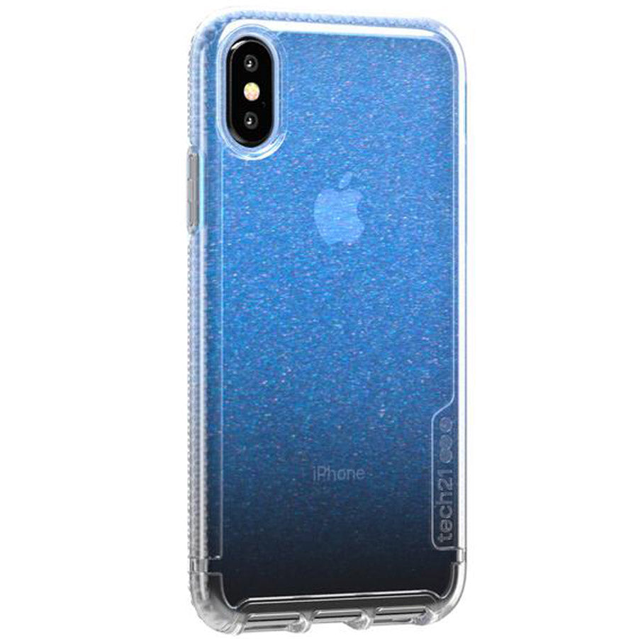 Shop Australia stock TECH21 PURE SHIMMER BULLETSHIELD CASE FOR IPHONE XS MAX - IRIDESCENT BLUE with free shipping online. Shop TECH21 collections with afterpay Australia Stock
