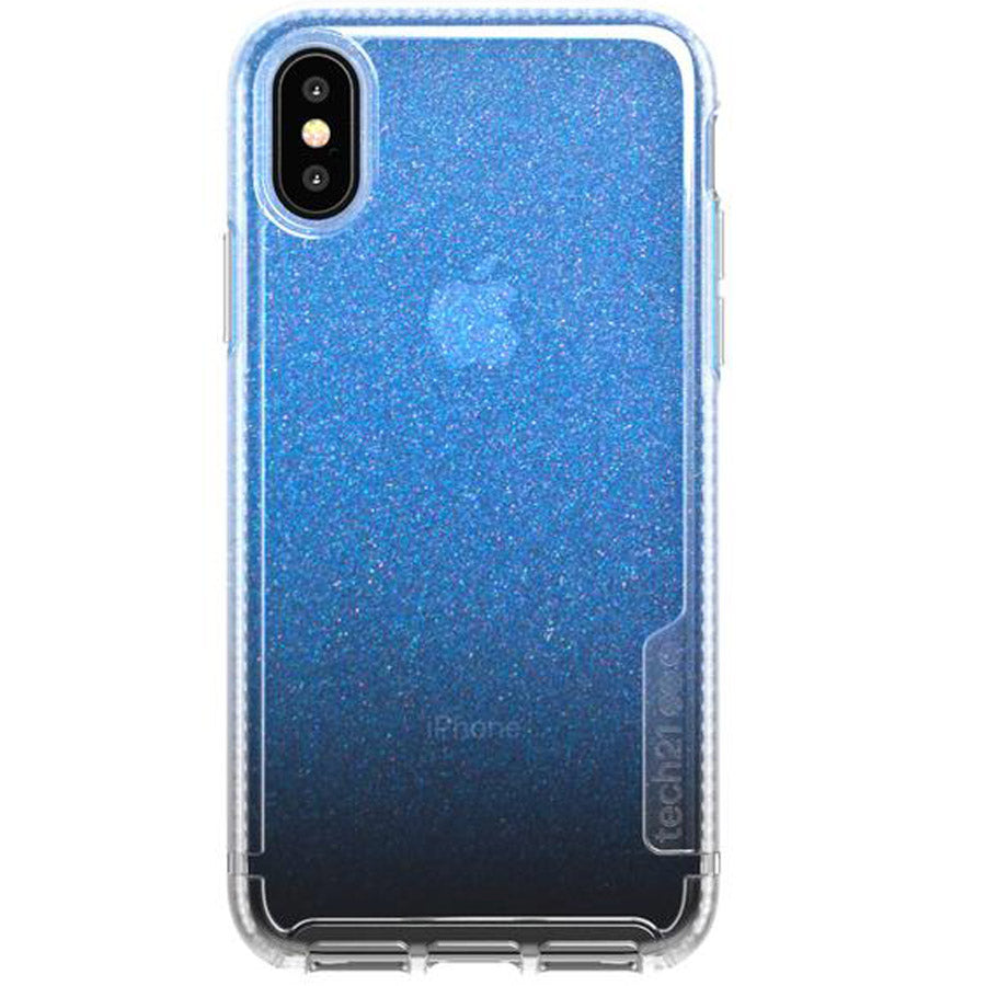 buy online iphone xs max case blue colour from tech21 australia. buy online and get free shipping only at syntricate Australia Stock