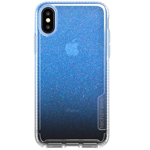 buy online iphone xs max case blue colour from tech21 australia. buy online and get free shipping only at syntricate