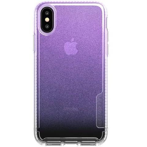 iphone xs max pink case from tech21 australia. shop online with afterpay payment