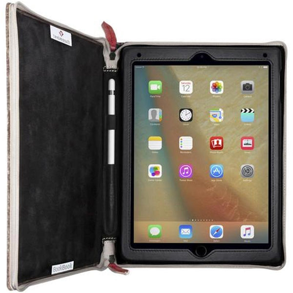 Twelve South Bookbook Vintage Leather Folio Case For Ipad Air 10.5 Inch (2019)/ Ipad Pro 10.5 Inch Brown Colour