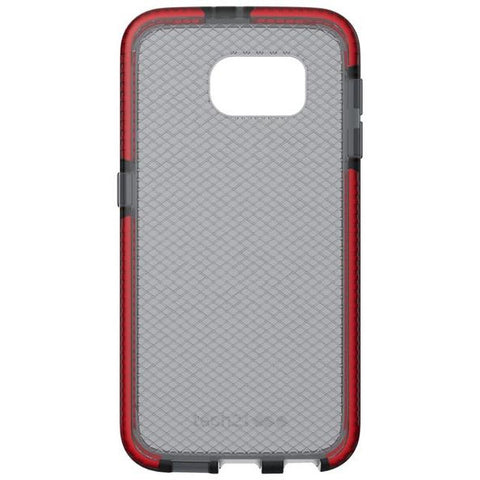 Shop Australia stock Tech21 Evo Check Case for Galaxy S6 - Smokey/Red with free shipping online. Shop TECH21 collections with afterpay